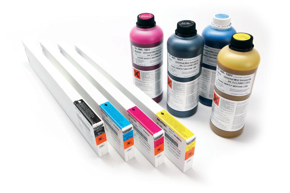 Solvent inkt