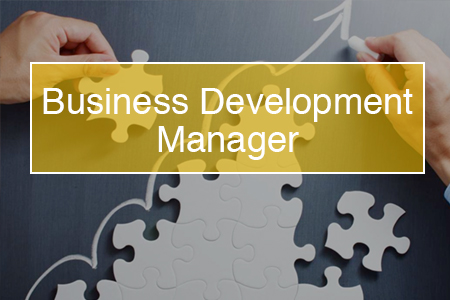 Vacature business development manager field sales account manager