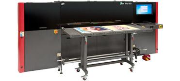 EFI Pro 16h uitverkoop korting showroommodel printer grootformaat