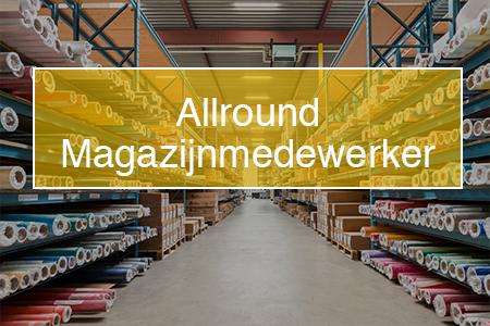 Werken bij Vink vts als allround magazijnmedewerker en machine operator