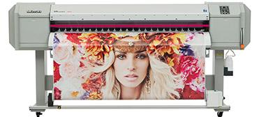 mutoh valuejet 1624x uitverkoop korting showroommodel printer grootformaat