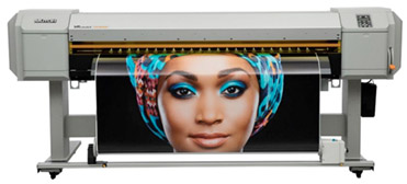 Mutoh valjuejet ur uitverkoop korting showroommodel printer grootformaat