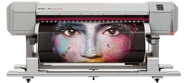 mutoh valuejet 1638x uitverkoop korting showroommodel printer grootformaat