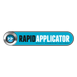 Rapid applicator logo